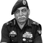 Lt Gen Vinod Bhatia (retd)