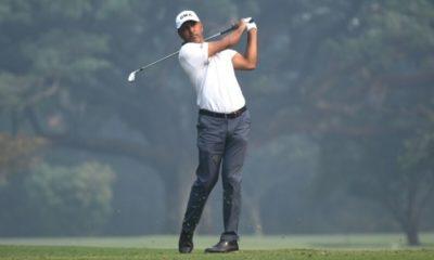 Golfer Jeev Milkha Singh.