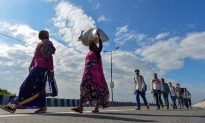 Mumbai migrant workers