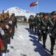 India and China troops