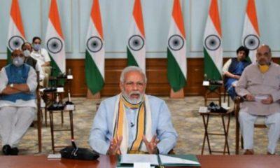 PM Modi-CMs meet