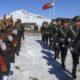 India-China border tensions flare up