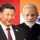 What is China telling India?