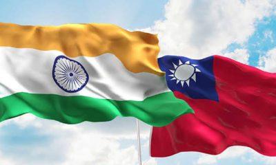 India and Taiwan