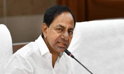 Telangana CM KCR
