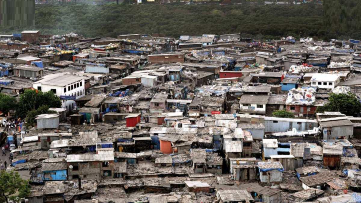 Mumbai's Dharavi