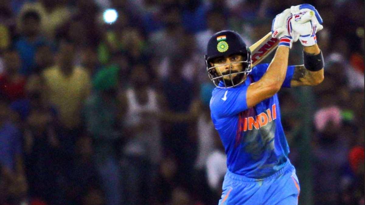 Team India skipper Virat Kohli