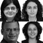 Vanita Bhargava , Wamika Trehan, Sharad Abhyankar & Saranya Mishra