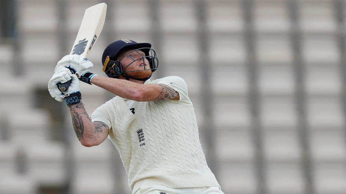 Cricketer Ben Stokes.
