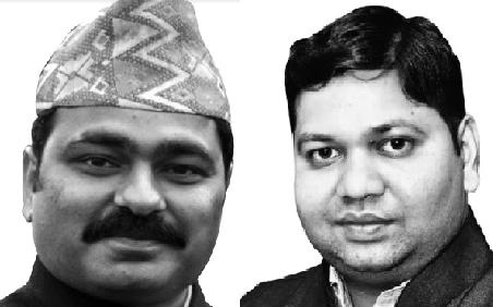 Abhishek Pratap Shah and Kunwar Pushpendra Pratap Singh
