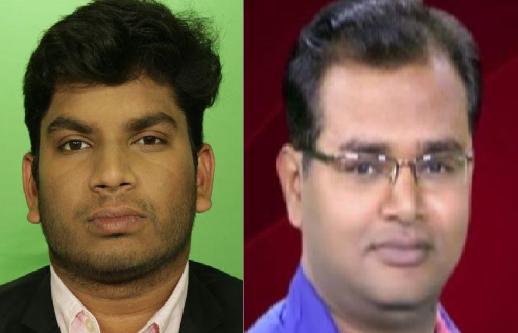 Aditya Nair and Ajeet Srivastava
