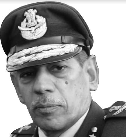 Air Marshal J.K. Singh (Retd.)