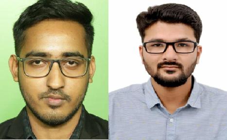 Sabyasachi Roy Chowdhury and Aishwarya Jain