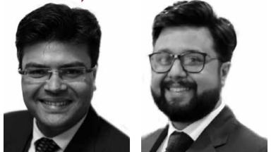 Siddharth Jain & Suvigya Awasthy