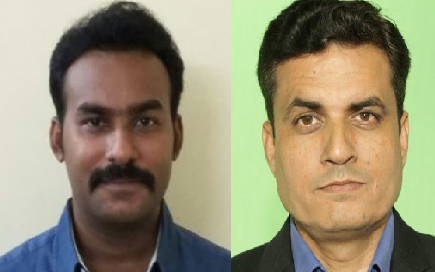 Tapas Sengupta and Rakesh Singh