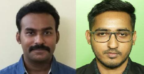 Tapas Sengupta and Sabyasachi Roy Chowdhury