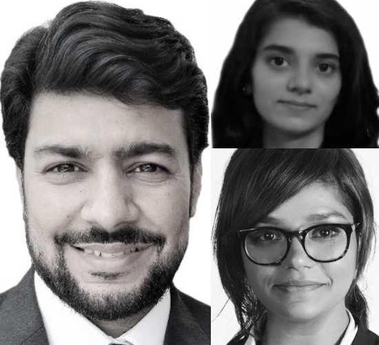 Rahul Chaudhary, Jayashree Parihar & Aastha Saxena