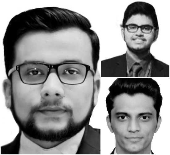 Shivanshu Goswami, Animesh Upadhyay & Mudit Ahuja