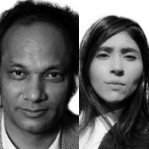 Vijay Agarwal & Shephalie Ailawadi