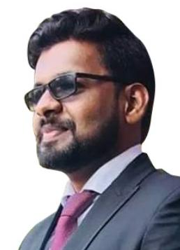 Dr Srinivas Rajkumar