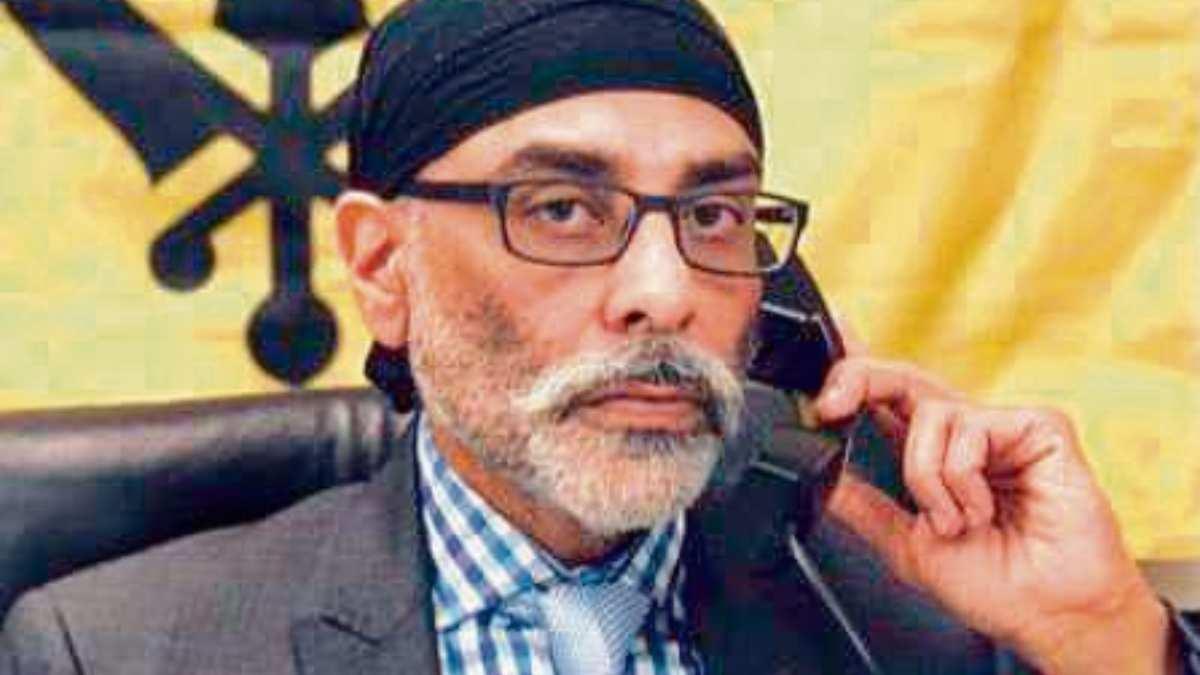 Gurpatwant Singh Pannu.