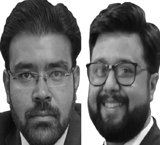 Sameer Jain and Suvigya Awasthy