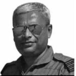 Wing Commander A.R. Giri (Retd.)