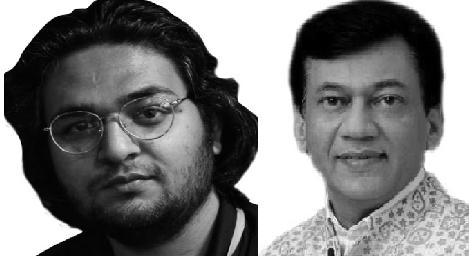 Anurag Mishra and Paras Ratna