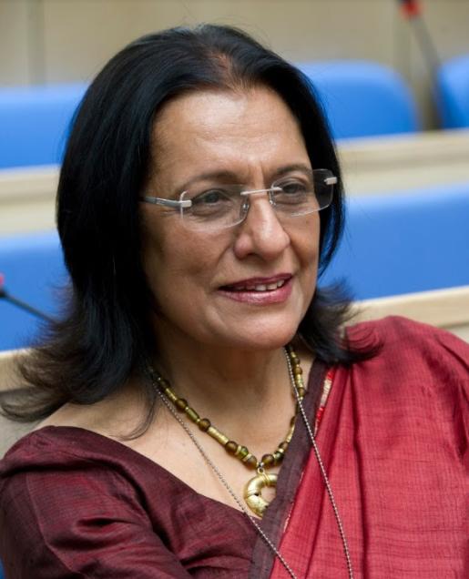 Dr Poonam Khetrapal.