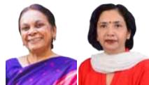 Dr Mary Abraham and Dr Vandana V. Prakash