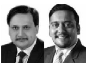 Rajesh Mehta and Prathamesh Karmarkar
