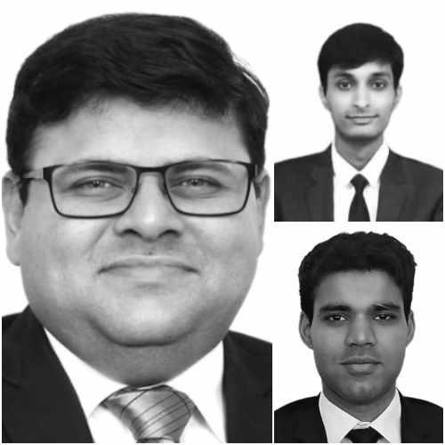 Abir Roy, Ishaan Chakrabarti & Vivek Pandey