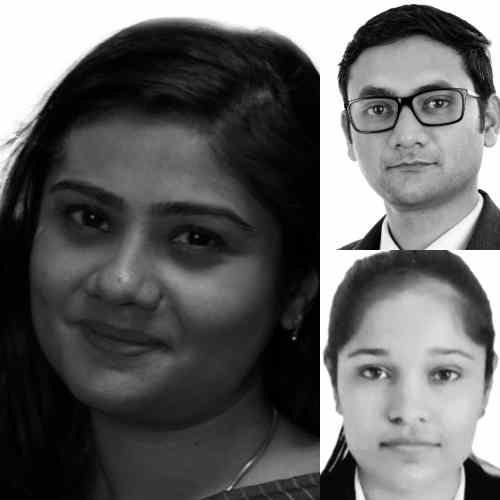 Kritika Krishnamurthy, Anupam Alok & Akanksha Rathore