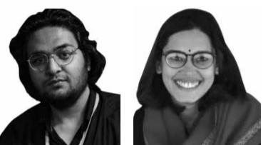 Anurag Mishra and Sahiti Kachroo