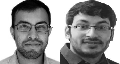 Aveek Sen and Omid Khogyani