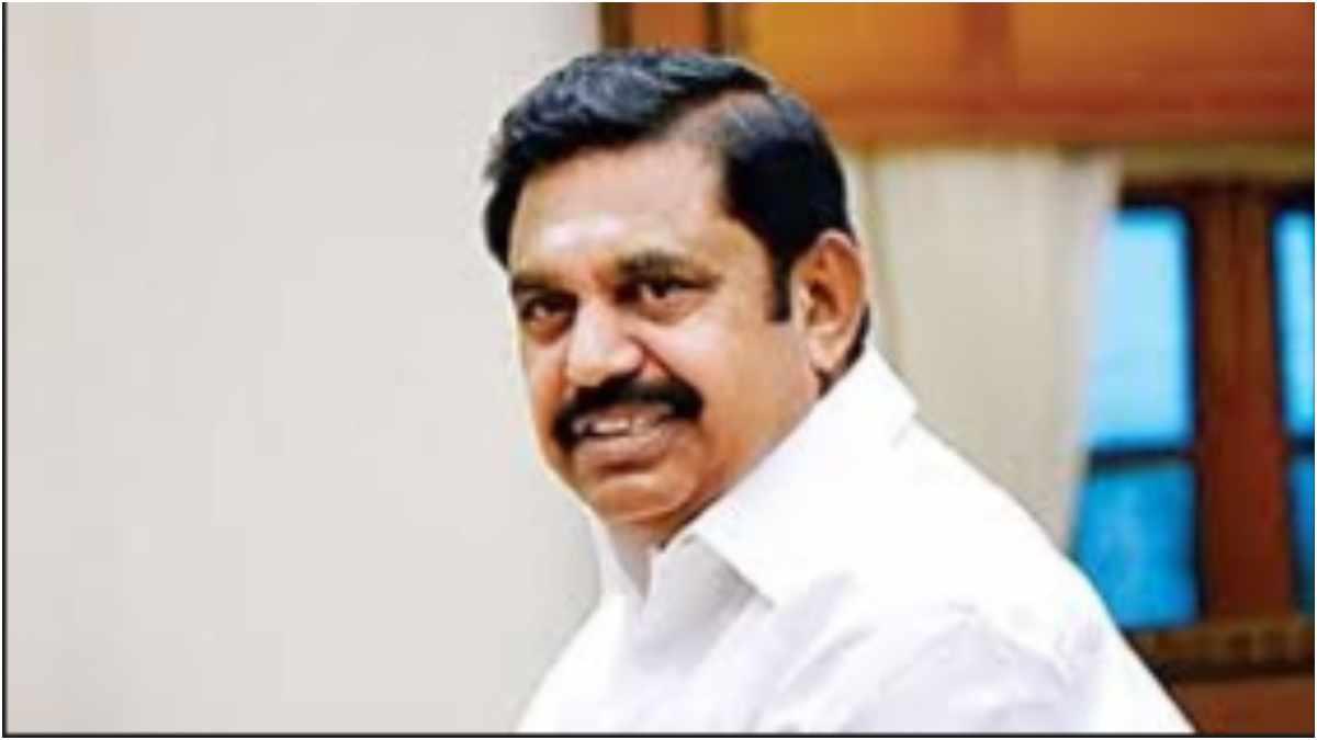 CM E. Palaniswami.