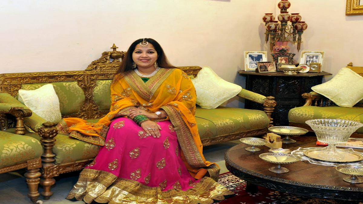 Nawabzadi Aaliya Sultana Babi of Balasinor