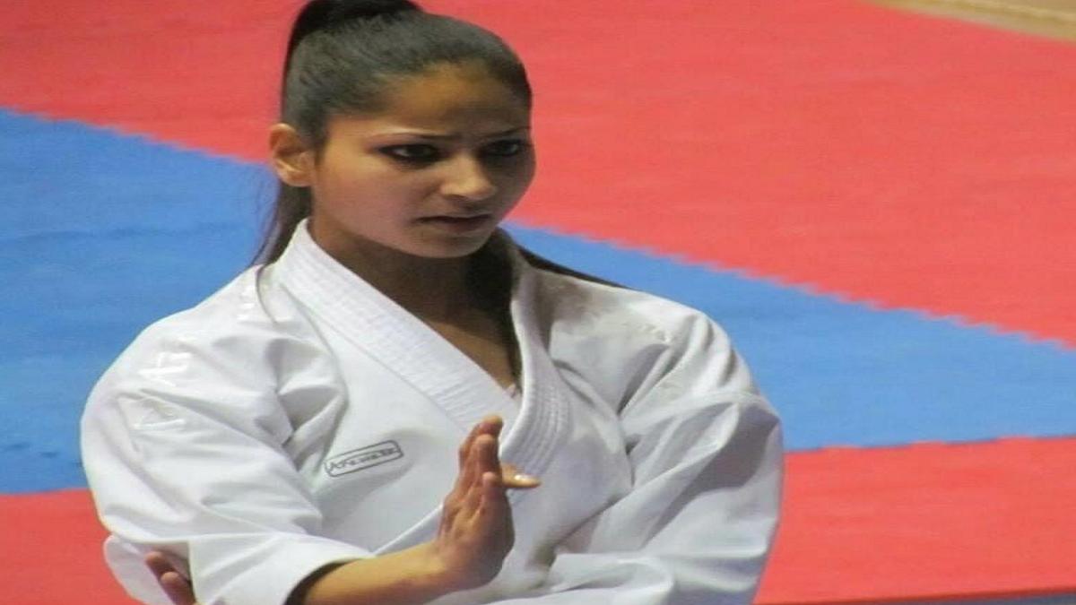Deepika Dhiman.