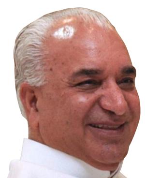 B.K. Amirchand