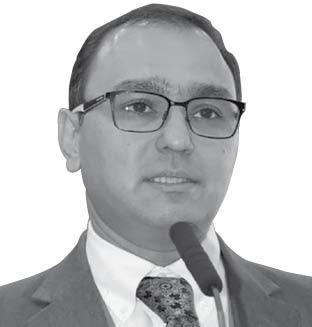 Dr Vishal Rao