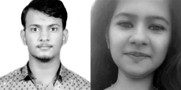 Raj Aryan & Dharna Rajpal