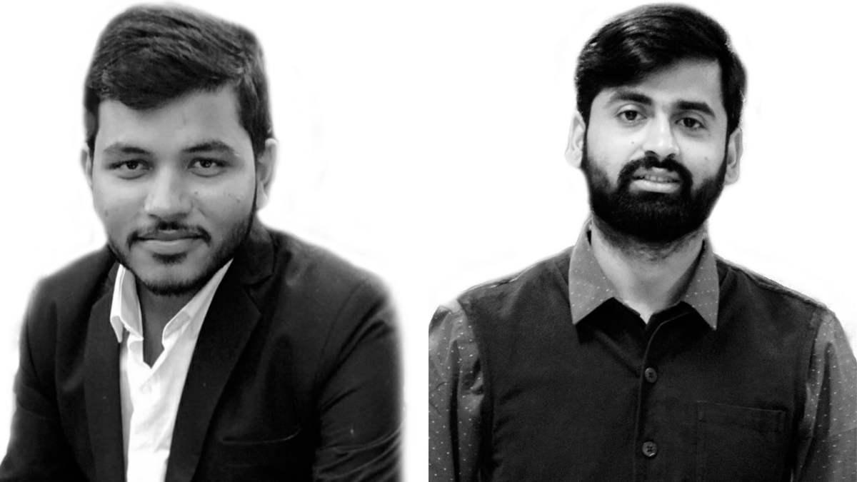 Anurag Tiwary and Abhinav Narayan Jha