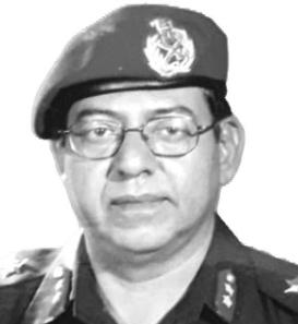 Major General P. Rajagopal (Retd)