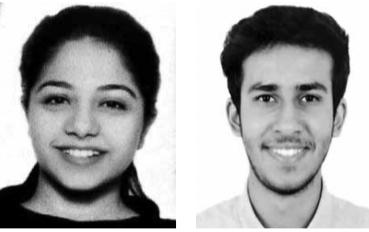 Jahnavi Taneja and Abhay Pandit