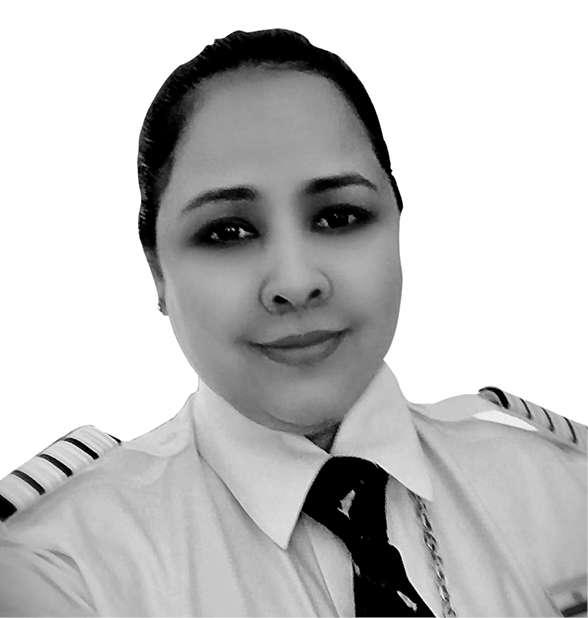 Captain Preeti Sidharth Singh