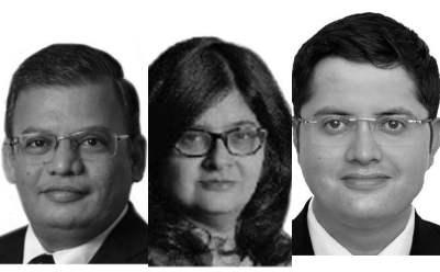 Sharad Abhyankar Vanita Bhargava and Milind Sharma