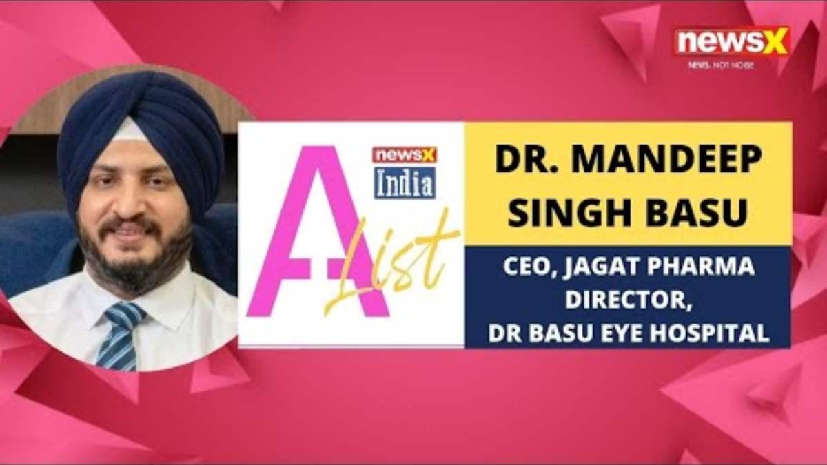 Dr Mandeep Singh Basu