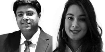 Rushab Aggarwal & Mehak Bhambri