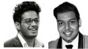 Arush Agarwal & Bhavya Gupta