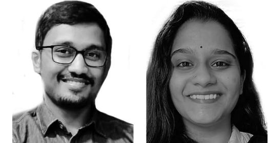 Sudhanva Bedekar & Anoushka Modak